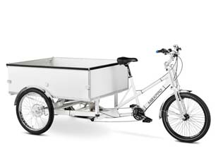 pick up cargo bike