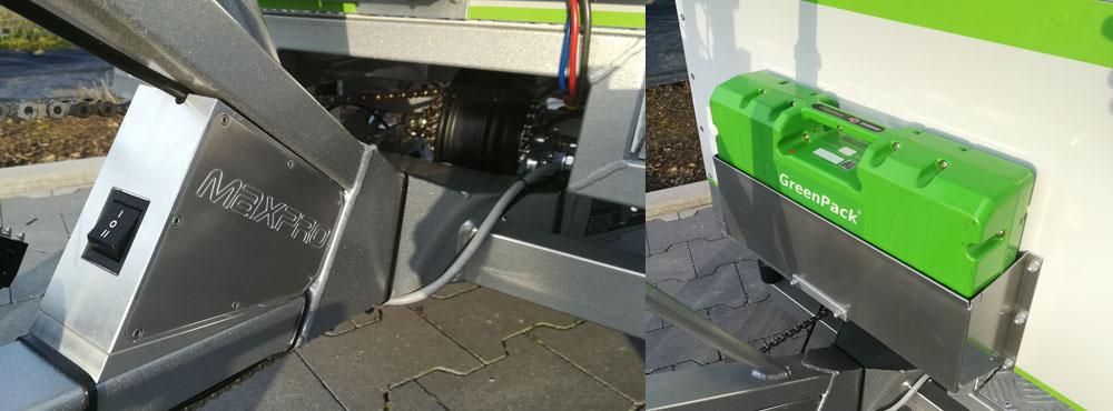 Maxpro electric assist